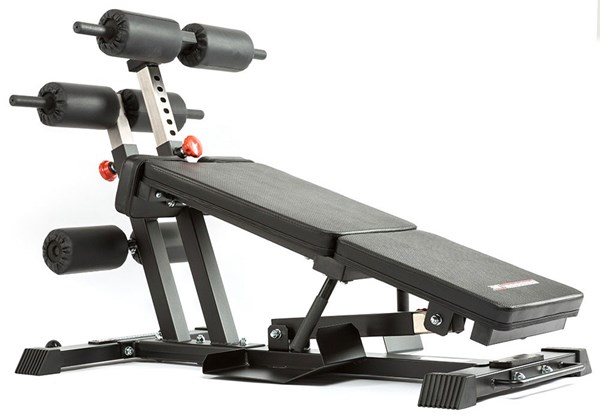 Bild von Barbarian-Line® Torso Trainer - Multifunktionaler Bauch/Rückentrainer - Roman Chair - Hyperextension