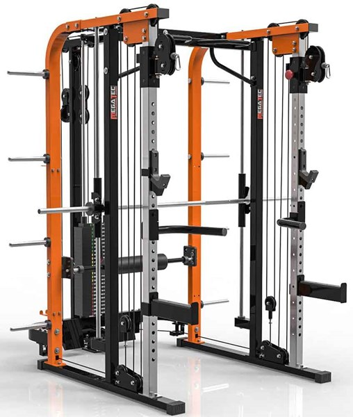 Bild von MegaTec® Smith Cable Rack - Stack Weight