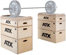 Bild von ATX® Heavy Weight Jerk Block Set - Made in Germany