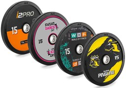 Bild von DYO - Design Your Own - Full Design Bumper Plates 5 bis 25 kg