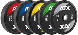 Bild von ATX Color Splash - Full Design Bumper Plate - 5 bis 25 kg